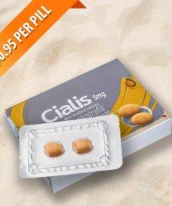 Tadalafil 5mg Tablets