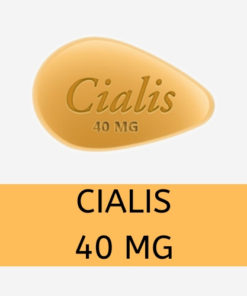 Cialis (Tadalafil) 40mg Tablets
