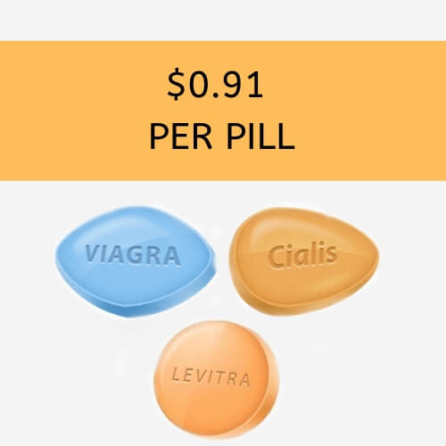 Buy ED Pills Online & ED TRIAL PACK Uses + Doses