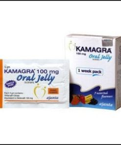 Buy KAMAGRA Oral Jelly 100 MG - Generic Drug