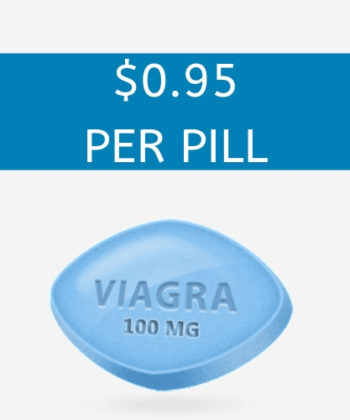 Viagra (Sildenafil Citrate) 100mg Tablets