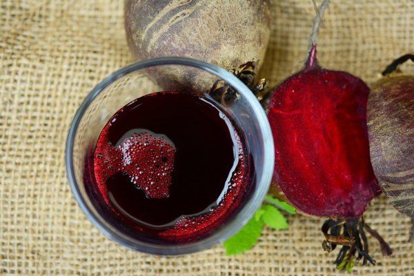 BENEFITS OF BEET FRUIT JUICE