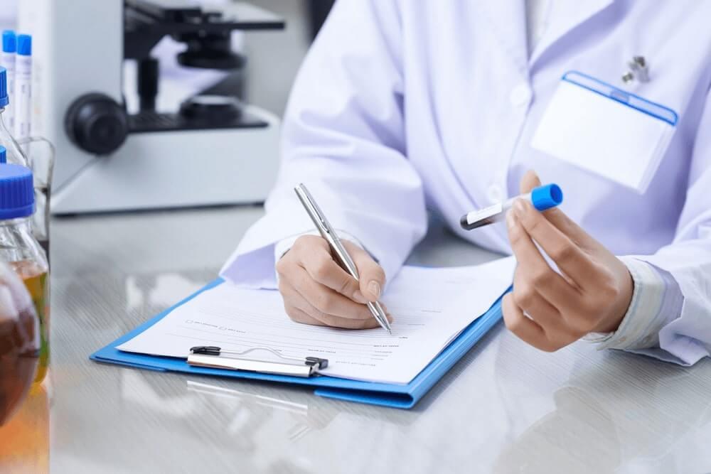 Evaluation of bloody semen