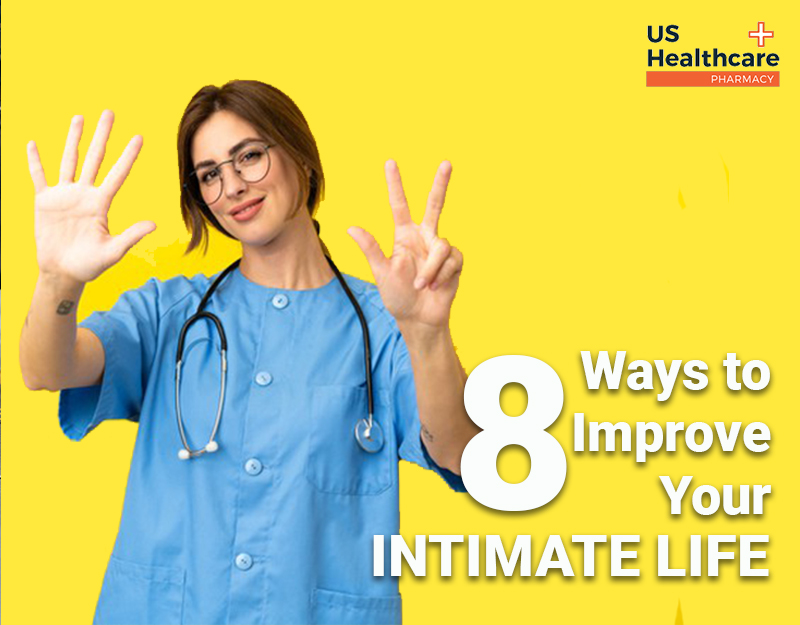 8 Ways to Improve Your Intimate Life