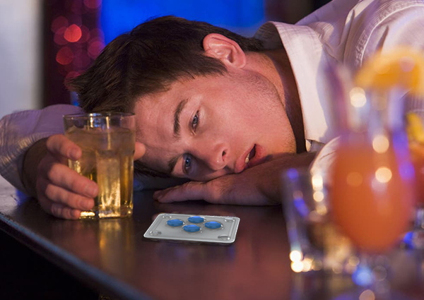 Can You Drink Alcohol With Viagra